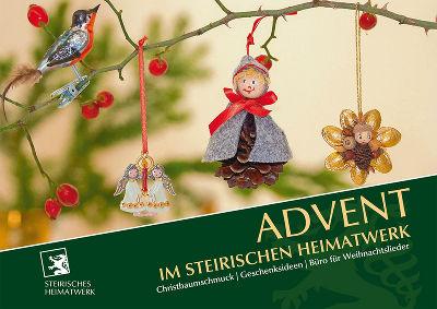 Adventmarkt Im Steirischen Heimatwerk Steirisches Heimatwerk